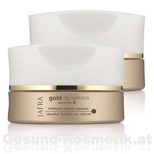 GOLD DYNAMICS | INTENSIVE RETINOL KAPSELN DUO SET | 2 PRODUKTE