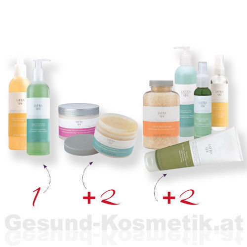 DELUXE SPA SET | 5 PRODUKTE