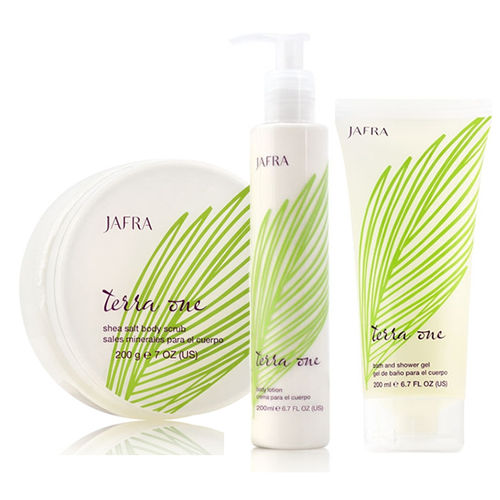 TERRA ONE SHOWER SET | 2 PRODUKTE