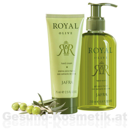 ROYAL OLIVE HAND SET | 2 PRODUKTE