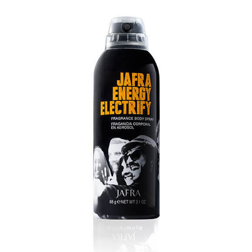 JAFRA ENERGY ELECTRIFY | Körper-und Deo-Spray for Men