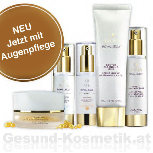 ROYAL JELLY | RITUAL SET | 5 PRODUKTE