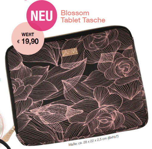 BLOSSOM-STYLE | TABLET-TASCHE