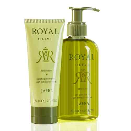 ROYAL OLIVE HAND-SET | 2 PRODUKTE