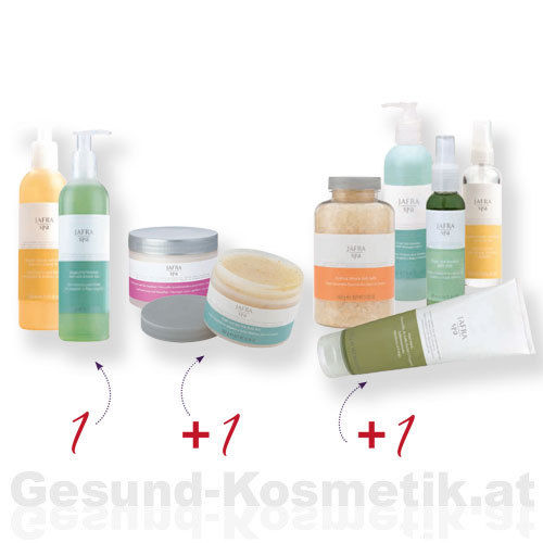 SPA BASIC SET | 3 PRODUKTE