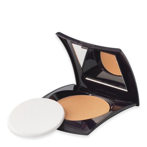 2 in 1 Puder Make-up | Two-in-One Powder Makeup / Golden