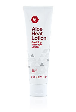 FOREVER | ALOE HEAT LOTION