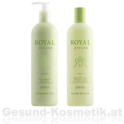 ROYAL GINGER MAXI SET | 2 PRODUKTE