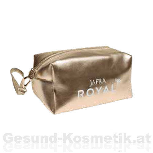 ROYAL KOSMETIK-TASCHE-gold