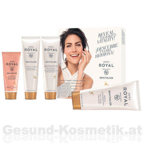 ROYAL REVITALIZE  | Reisegrößen Set | 4 PRODUKTE