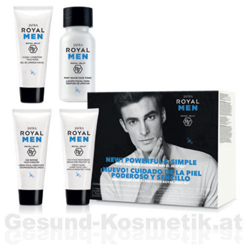 ROYAL MEN | Reisegrößen-Set | 4 PRODUKTE