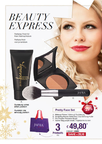 PRETTY FACE SET | 3 PRODUKTE