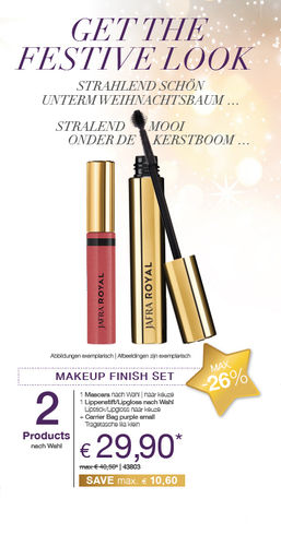 MAKEUP FINISH SET | 2 PRODUKTE
